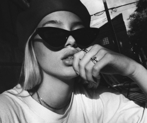 90s, blackandwhite, and instagram image
