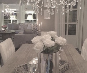 cozy, roses, and decorations image