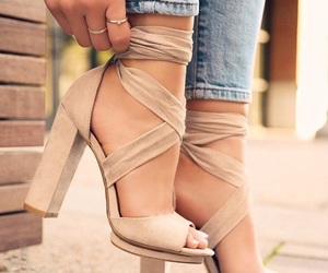 clothes, high heels, and inspiration image