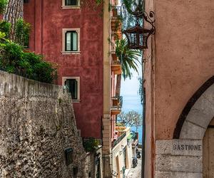 italy, taormina, and sicily image