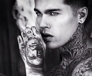 boy, stephen james, and tattoo image