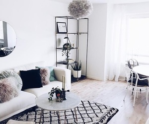 apartment, decoration, and home image