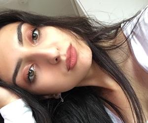alternative, green eyes, and hair image