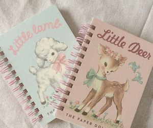soft, book, and pastel image