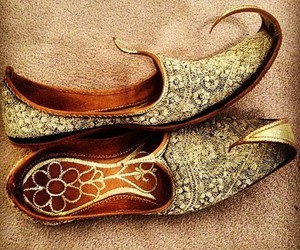 indian, luxury, and shoes image