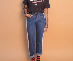 asian fashion, kfashion, and outfit image