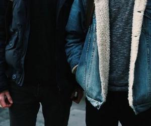 boy, jacket, and style image