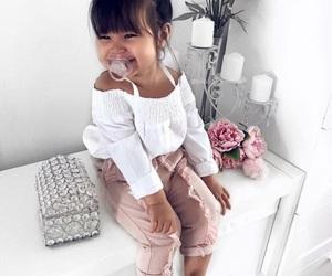baby, girl, and fashion image