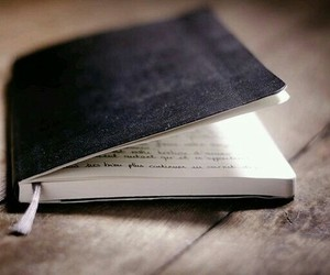 book, notebook, and photography image