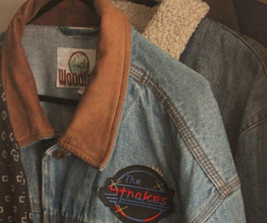 jacket, style, and vintage image