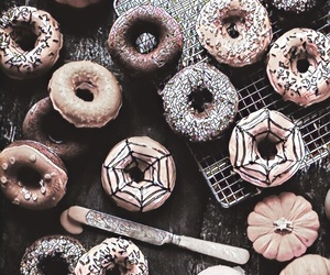 age, cafe, and donut image