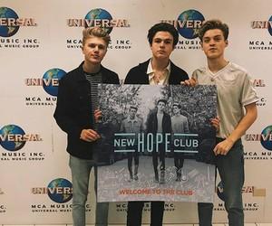 new hope club image