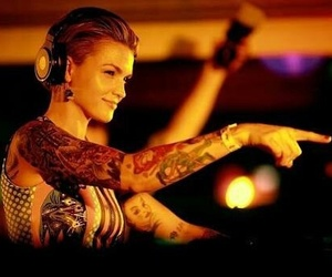 ruby rose, tattoo, and oitnb image