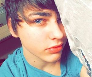 colby brock and sam and colby image