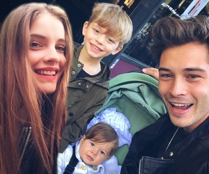 babys, family, and milo image