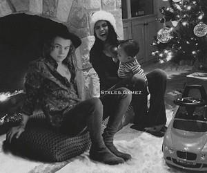 Harry Styles, selena gomez, and sarry image