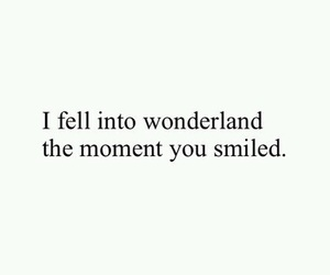 quotes, love, and wonderland image