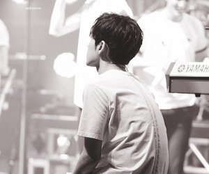 black and white, bw, and fansite image