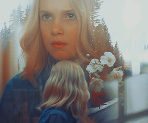 blonde, girl, and eleven image