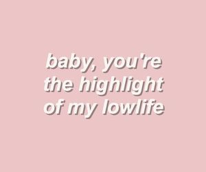 quotes, baby, and pink image