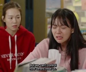 Korean Drama, kdrama, and han ye ri image