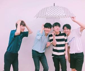hwan, seungseok, and chulmin image