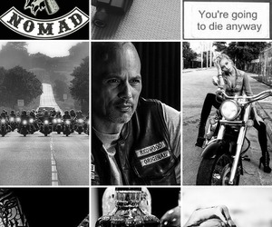 boy, sons of anarchy, and soa image