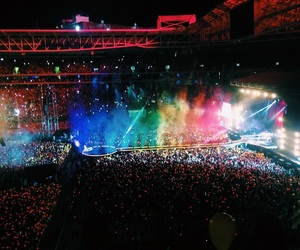 brazil, coldplay, and color image