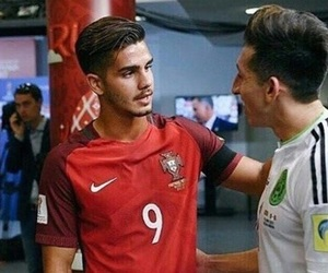 portugal, andré silva, and ac milan image
