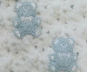 bear blue image
