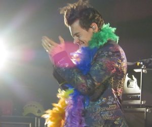 Harry Styles and pride image