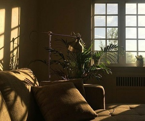 apartment, cozy, and girl image
