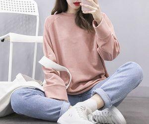 korean, fashion, and girl image
