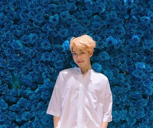 flowers, bts, and namjoon image