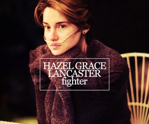 fighter, the fault in our stars, and hazel grace image