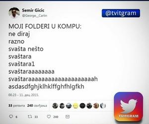 balkan, twitter, and svastara image