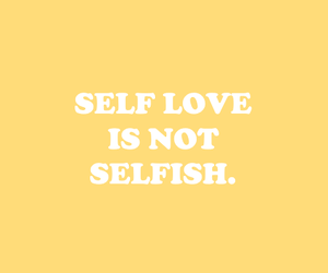 quotes, text, and self love image