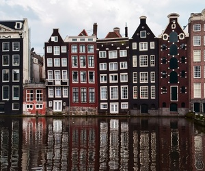 amsterdam, europe, and architecture image