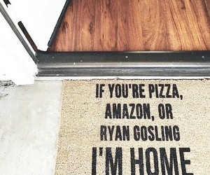 Amazon, home, and pizza image