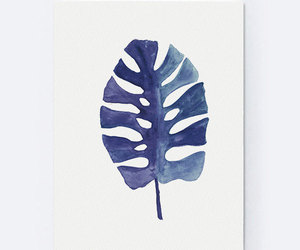 etsy, something blue, and monstera deliciosa image
