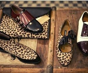 fashion, fashionista, and leopard image