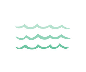 etsy, ocean art, and wave print image