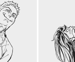 dance, funny, and manga image