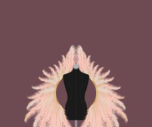 art, Gisele Bundchen, and illustration image