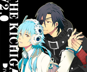 anime, dmmd, and dramatical murder image