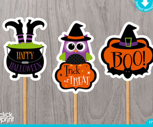 etsy, halloween decor, and halloween decoration image
