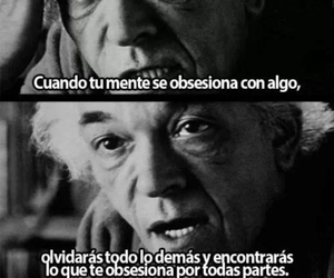 obsession, quotes, and frases image