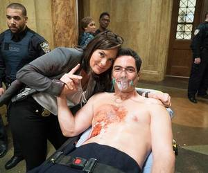 detective, svu, and nick amaro image