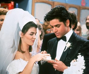 full house, uncle jesse, and aunt becky image