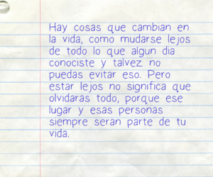 distance, frases, and friend image